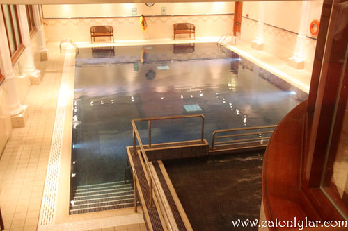 Indoor Pool, Leeds Marriott Hotel