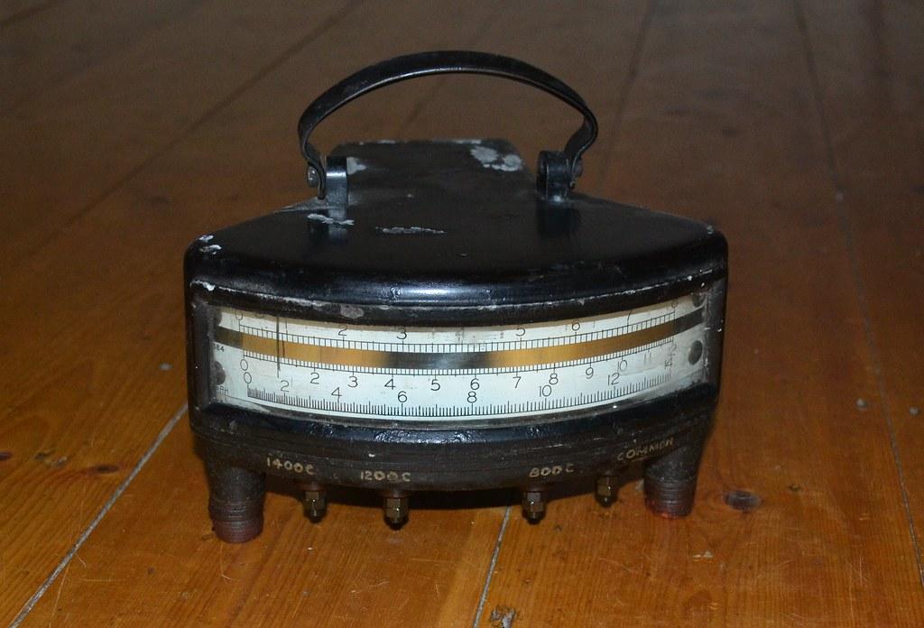 Galvanometer for Temperature measurement