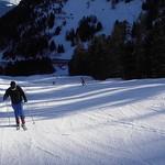 Skitour Torgon
