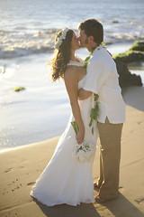 Rachel and Noel 095 (Makena G) Tags: wedding maui goldenhour justmauid ithinkthisisshotwithmy70200