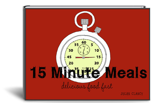 15 Minute Meals 3D Cover