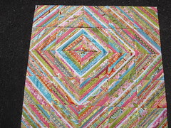 String Quilt Remix (Blue.Ridge.Girl) Tags: quilt string soiree californiadreamin hopevalley freshflowers paperpieced foundationpieced blueridgegirl