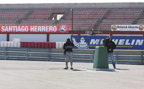 Curva Santiago Herrero