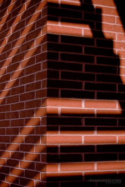 bricked