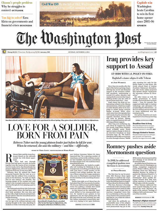 Washington Post Sunday
