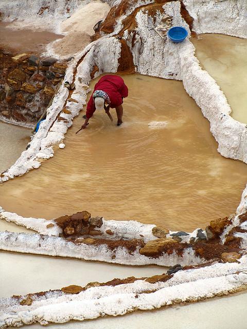 Las Salineras de Maras
