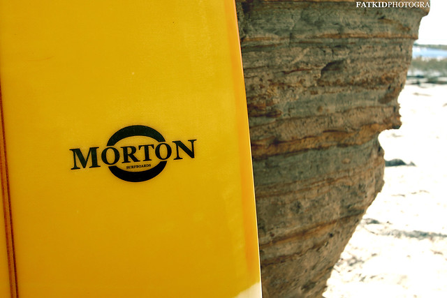 Morton Surfboards - Mini Simmons