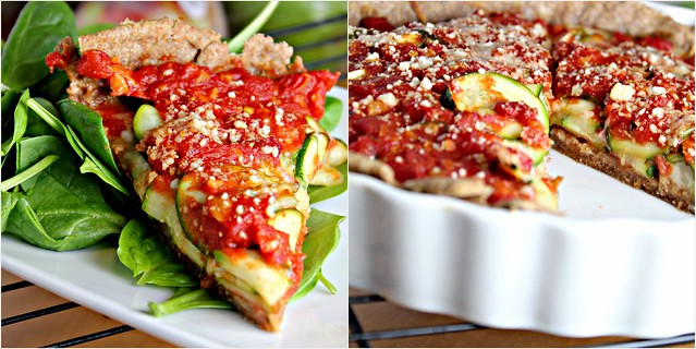 Lasagna Tart | Joanne Eats Well With Others