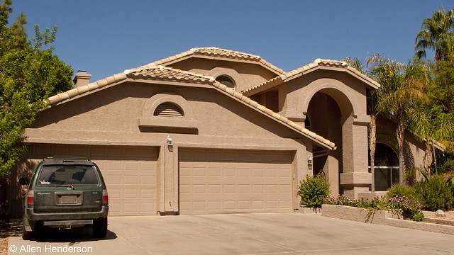 Ahwatukee 4 car garage