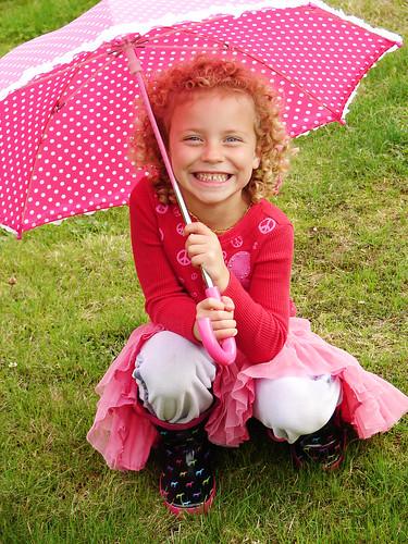 Boots & Umbrella