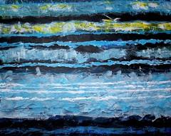 tide #1 (Natalie Vogel Malerei) Tags: meer wasser kunst hamburg zürich bilder acryl malen malerei zeichnen ölbild ölbilder natalievogel