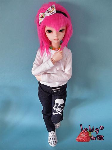 Maquillaje Ichigo
