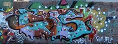 gis ? (neppanen) Tags: streetart art finland graffiti helsinki gis legal kalasatama discounterintelligence sampen