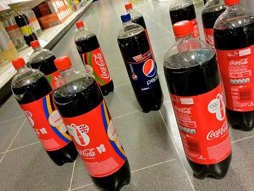 Coca Pepsi Cola by kirky29