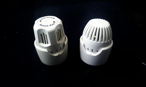 Thermostatic Radiator Valve Heads