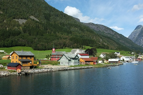 mundal, norway's book town