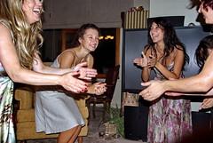 Nesli, Sezin and friends on henna night 2007 (iamsufi) Tags: girls dance folk traditional henna turkish