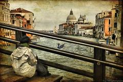 Painting Venice / Pintando Venecia (davidpuig | photography) Tags: trip travel viaje