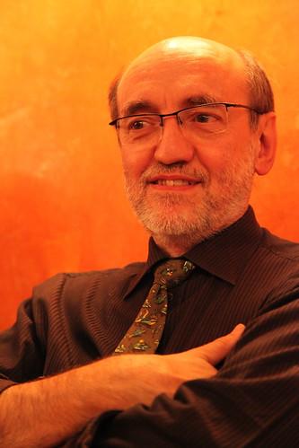 Michel Viso, responsable des programmes d'exobiologie au CNES