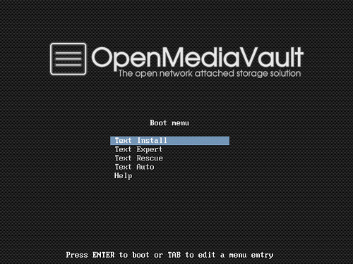 OpenMediaVault #1