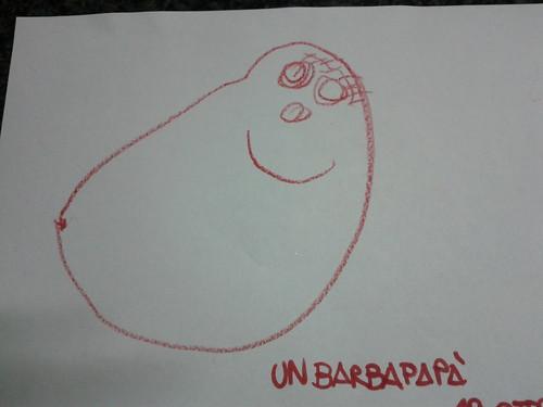 Unbarbapapà by Tambu