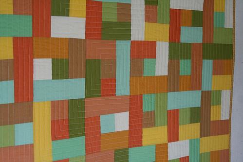 tetris quilting