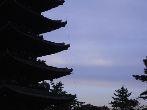 興福寺『南円堂』特別開扉-14