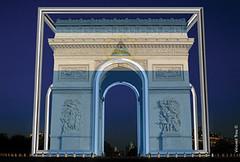 Arc de Triomphe 2014 Nicaragua (Arc 2014) Tags: sculpture art de arc triomphe premiere hommage guerre monumentale mondial 2014 2018 inox peuples