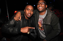 XXL And Nas In Concert