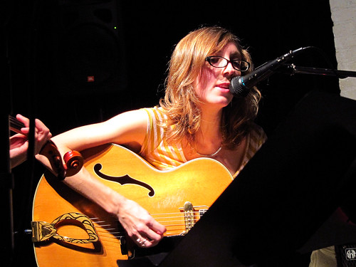 Mary Halvorson - The Stone, NYC 2011-10-15
