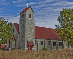 St John Lutheran Church - Little Cathedral in the Country
