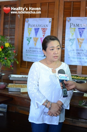 kapampangan mayors wife