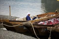 IMG_3580 (Thomo13) Tags: old autumn man japan canon river boat raw snooze  5d canon5d saitama chichibu nagatoro