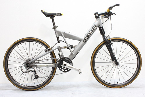 Cannondale SuperV500 by bicycle savers