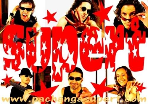 Súper T 2008 - grupo - cartel
