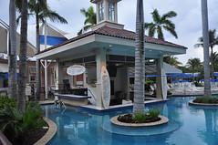 Oasis at the Poolside Bar (jeeprider) Tags: ocean landscapes aruba beaches resorts elementsorganizer carribran