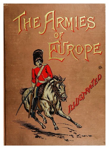 001-portada-Armies of Europe (1890)- Fedor von Köppen