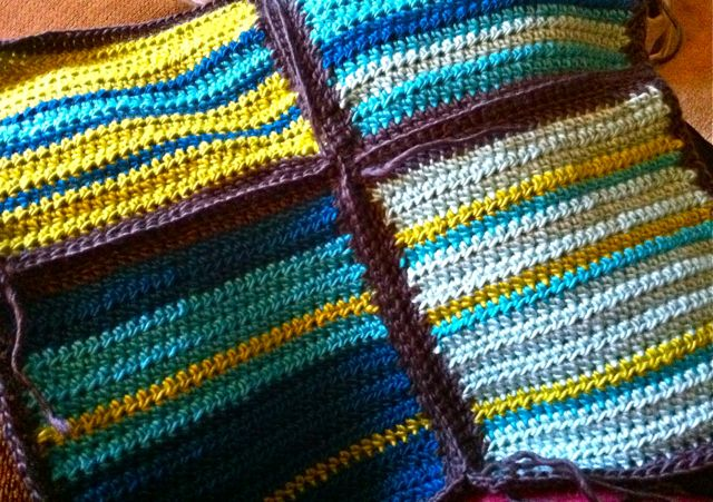 A New Crochet Blanket, A New Problem. Can You Help?