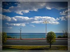 Desde el coche (Jos Francisco_(Fuen446)) Tags: sea sky mer clouds mar andaluca ciel cielo nubes tuesday nuages mlaga nwn justclouds benalmdenacosta martesdenubes cloudstuesday