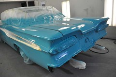 """1959 Ford Edsel Corsair paint restoration • <a style=""""font-size:0.8em;"""" href=""""http://www.flickr.com/photos/85572005@N00/6283239373/"""" target=""""_blank"""">View on Flickr</a>"""