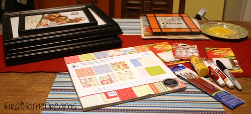 Photo Gallery Wall Supplies