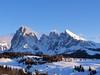 Sassolungo, Dolomiti, Italia (Claudio Cavalensi) Tags: italy landscape italia sony natura yahoo:yourpictures=landscape