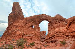 Turret Arch Up Close