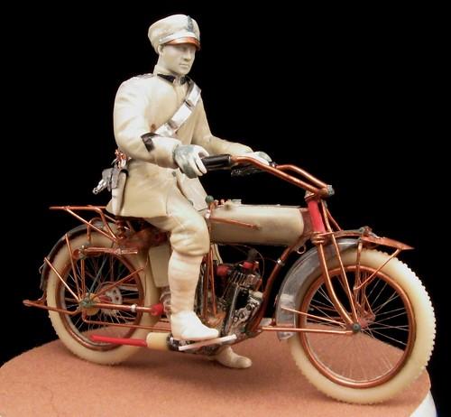 Moto scultura 1