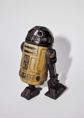 Dye Artoo Dye! (skipthefrogman) Tags: new hope star action r2d2 figure wars dye custom rit droid artoo deetoo skipthefrogman