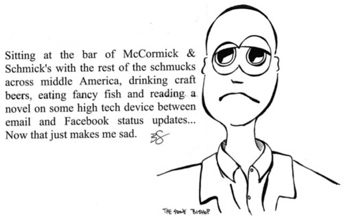 McCormick & Schmick's - a poem
