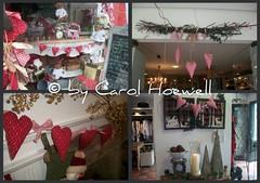 Minhas artes na loja Santa Composio... (CANELA COOL by CAROL) Tags: natal decor decorao presente enfeite