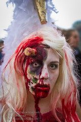 Bristol Zombie Walk 2011 (mckenziels) Tags: zombiewalkbristol zombie walk bristol 2011 zombiewalk living dead halloween march event october 29th 29102011 2910 makeup dressup costume fake people demonstration city family kids children blood fakeblood dying death horror horrible scary terror community