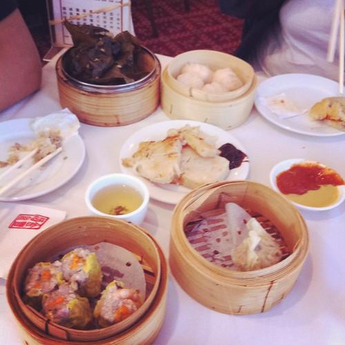 Dim Sum at Maison Kam Fung