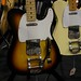 Pair of Bigsby equipped Telecasters